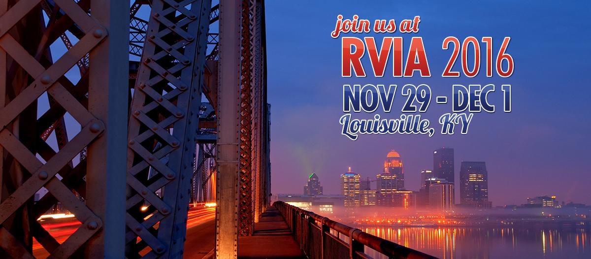 RVIA 2016 Show and Special Offer!