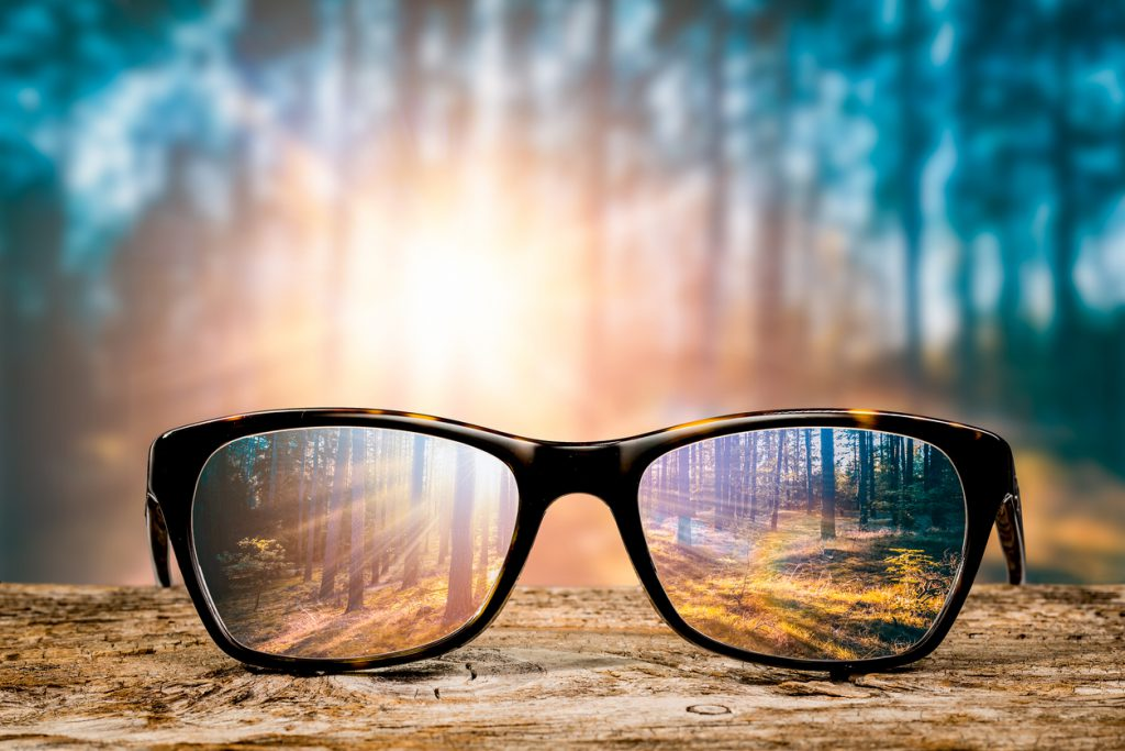 Glasses concepts.