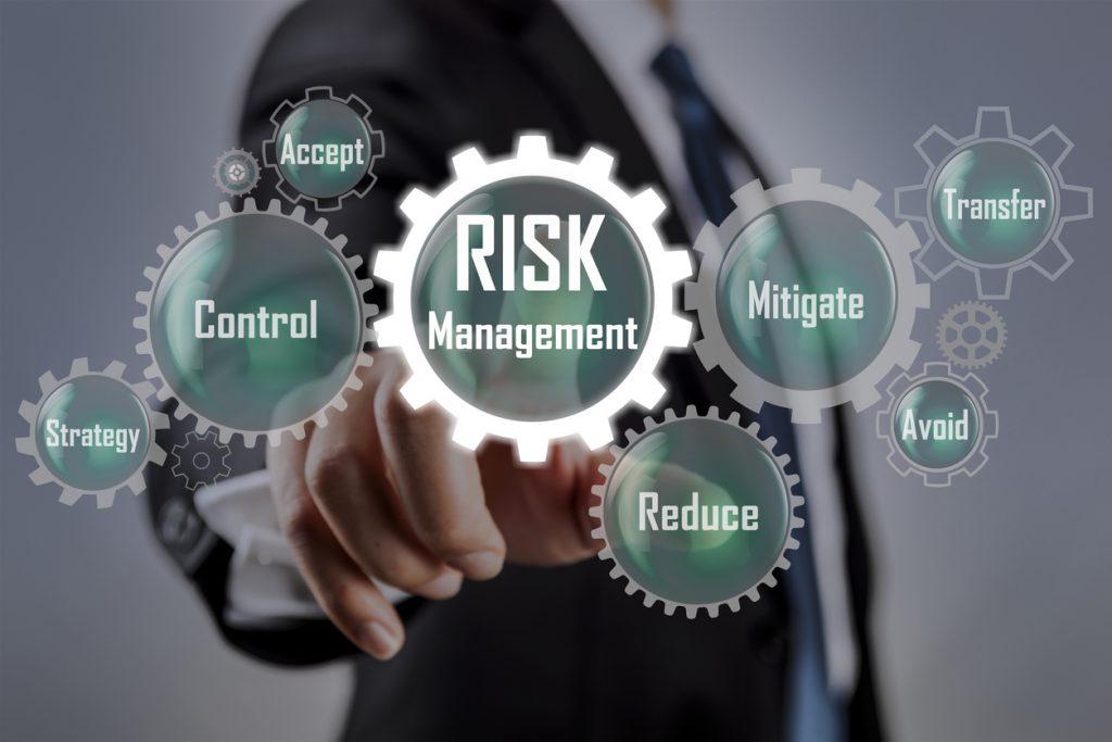 Risk Management Concept on