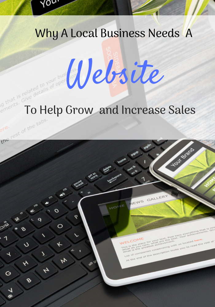 Why Local Businesses Need A Website