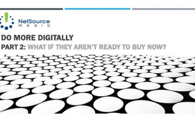 Do More Digitally Webinar – What if They Aren't Ready to Buy Now?