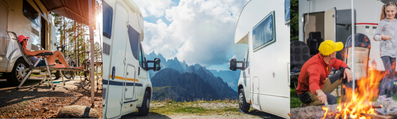 Lifestyle Content Sells RVs