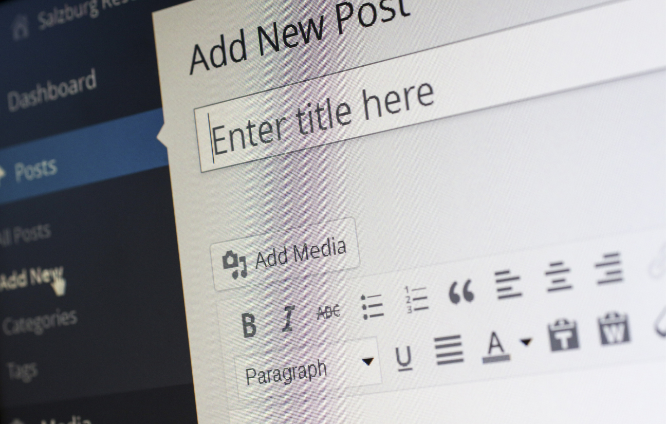 WordPress Blogging