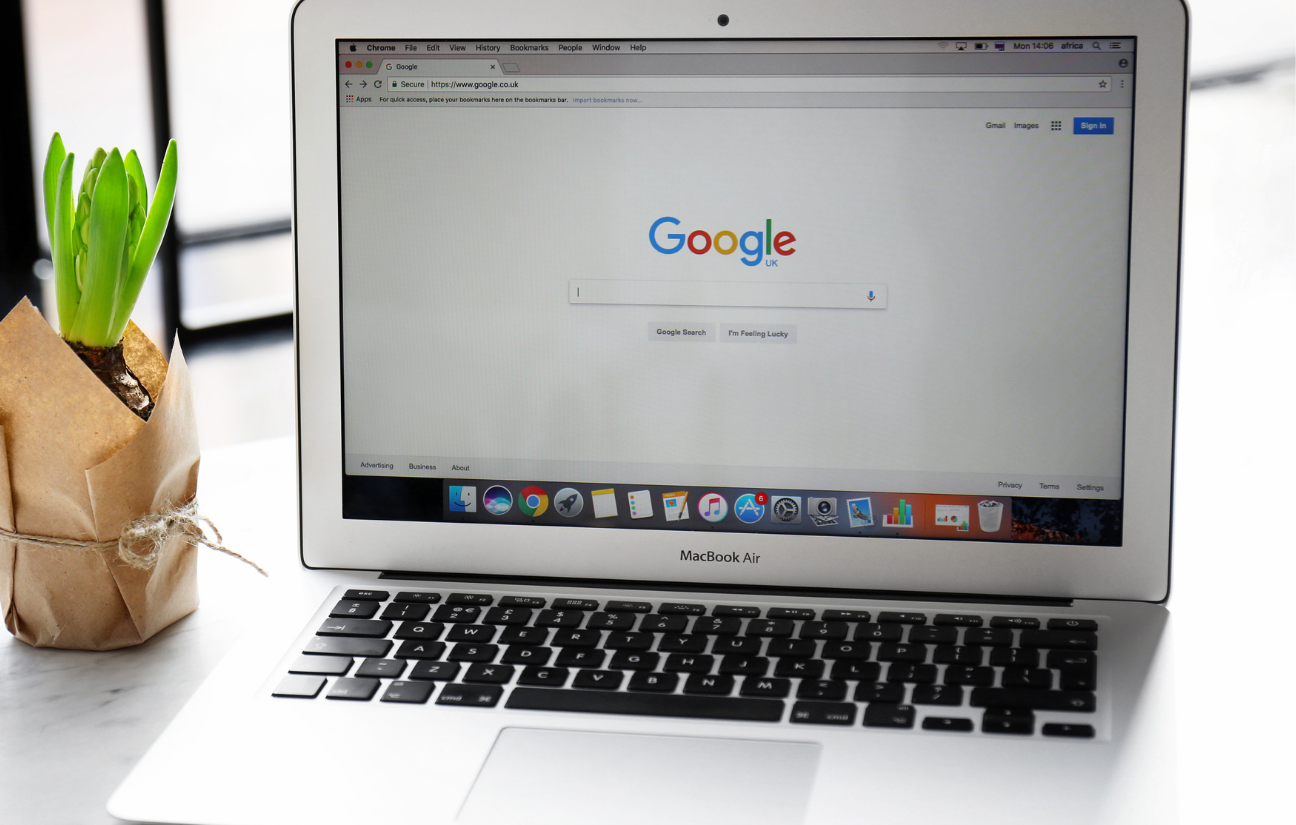 Google searches result in PPC ads being seen.