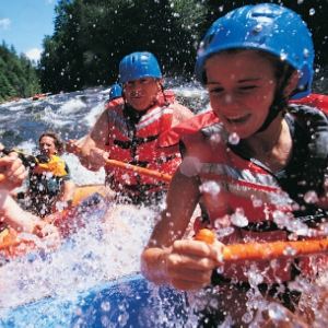 Whitewater rafting businesses benefit from PPC