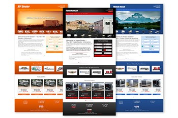 Starke Dealer Website Themes