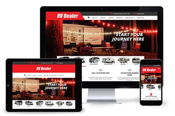 Flint Rock Responsive Website