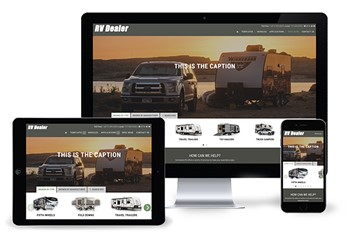 Lochloosa Dealer Responsive Website