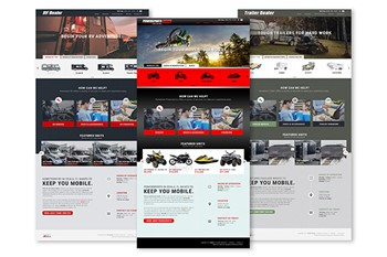 Lochloosa Dealer Website Themes