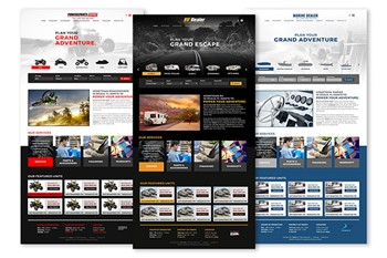 Trenton Dealer Website Theme