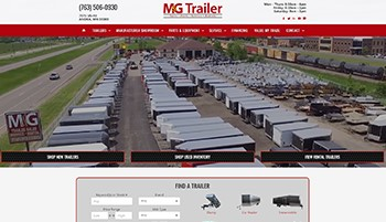 M&G Trailer Sales & Service